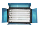 330W 55Watts 6 banks fluorescent cool light