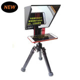 5 inch mobile phone and DSLR Dual shooting teleprompteer