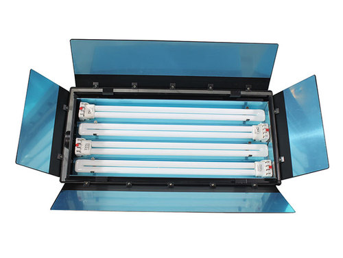 144W 36W 4 banks fluorescent cool light