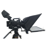 19inch professional teleprompter with 1 monitor