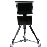 19 inch professional teleprompter with self-test screen