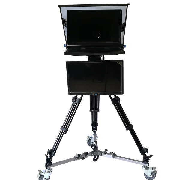 19 inch professional teleprompter