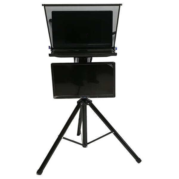 22 inch portable teleprompter