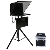 19 inch portable teleprompter